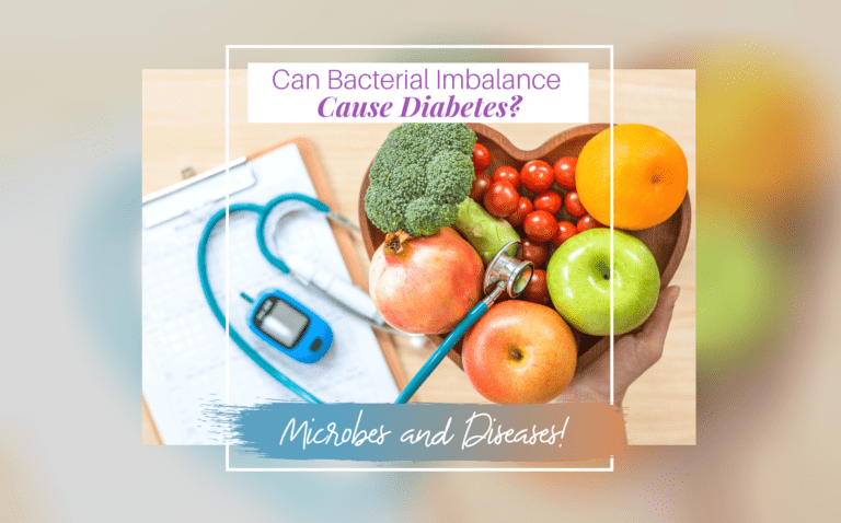 Can Bacterial Imbalance Cause Diabetes?