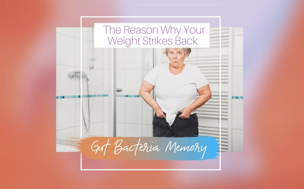 Gut Bacteria Memory: The Reason Why Your Weight Strikes Back
