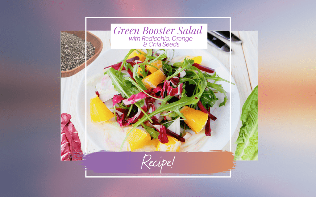 GREEN SALAD BOOSTER