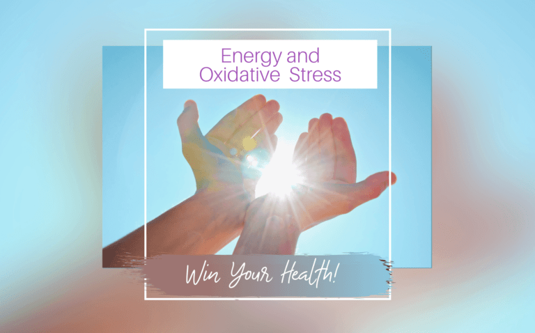 ENERGY AND OXIDATIVE STRESS