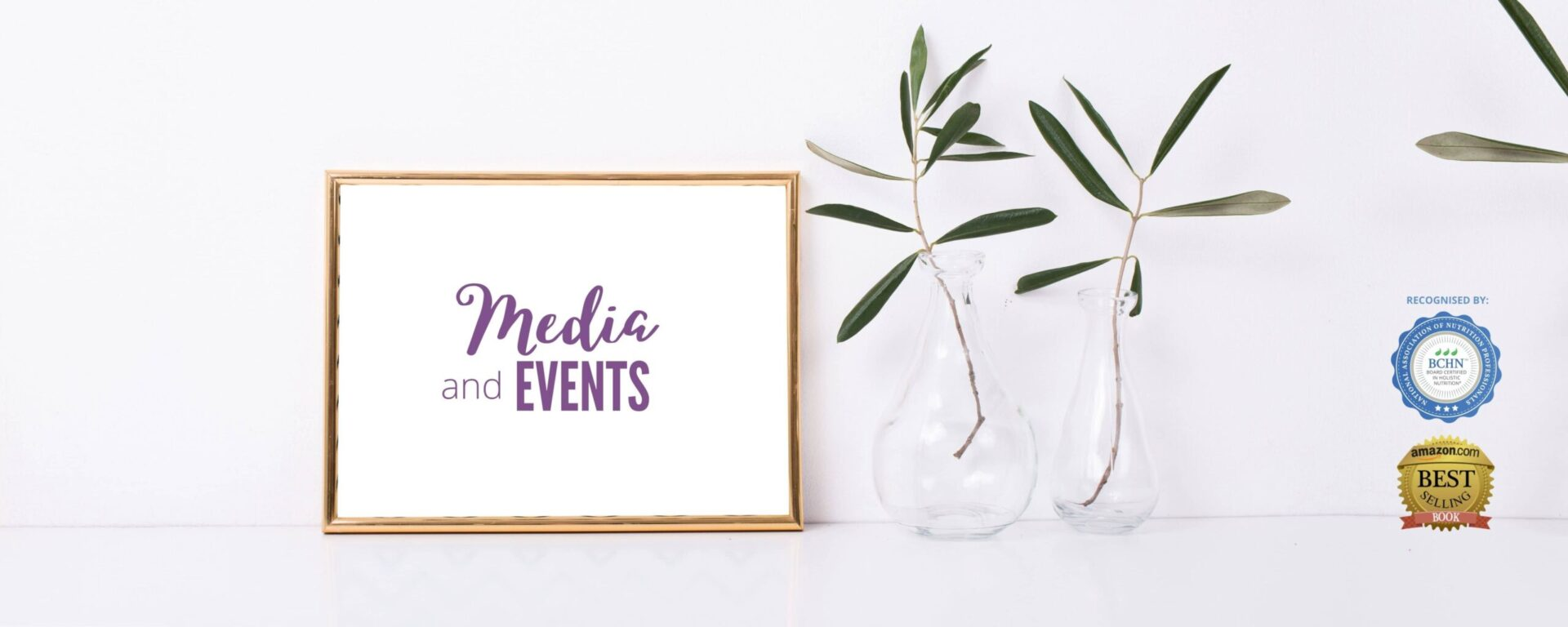 Media and Events