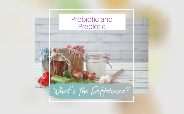 The Difference Between Probiotic and Prebiotic