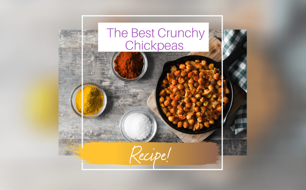 Best Crunchy Chickpeas Recipe