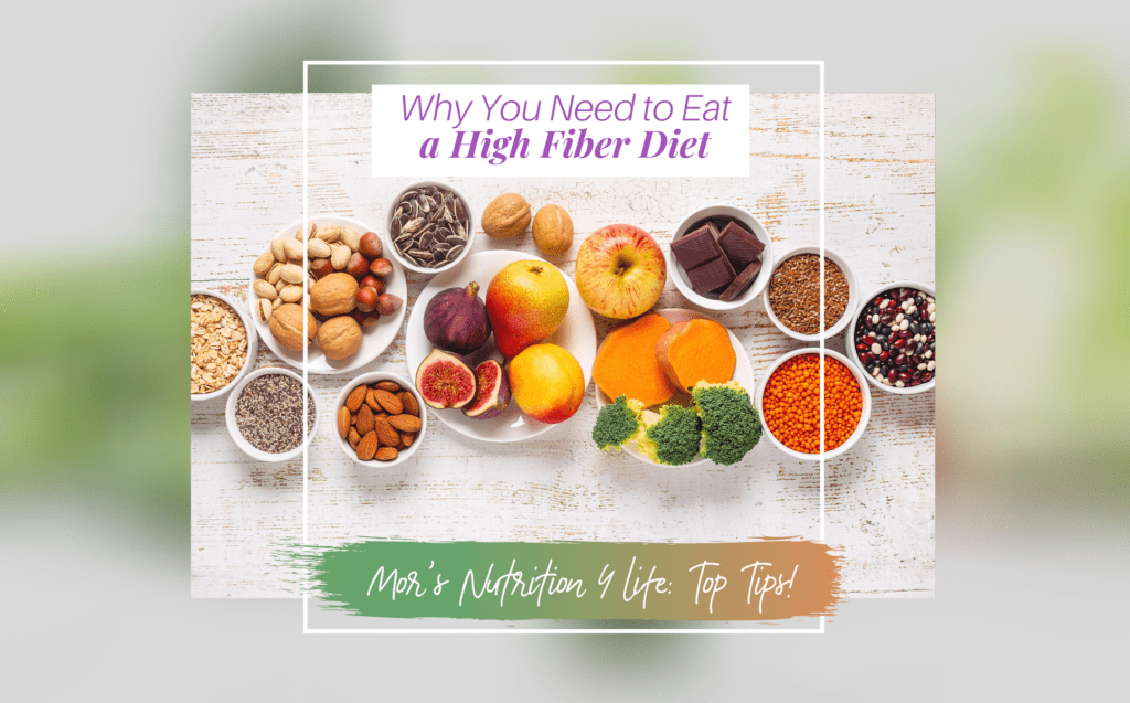 Why You Need to Eat a High Fiber Diet?