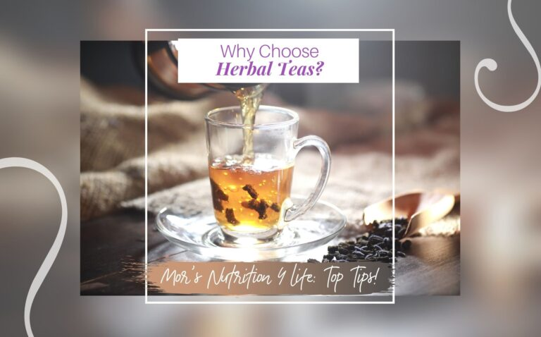 Why choose herbal teas?