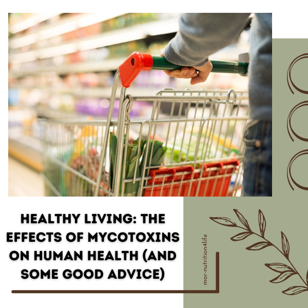 Effects of mycotoxins on human health
